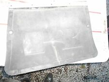 1980 Kawasaki 440 INVADER snowmobile: SNOW FLAP w ALUMINUM STAY