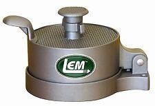 LEM Products Heavy Duty Non-Stick Burger Press