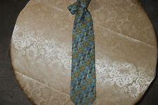 Cravatta BATTISTONI 100 % seta-  Made in Italy.(numerata col N.1007)