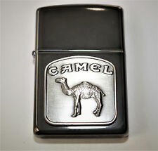 Camel Zippo Mint Condition RARE Never Used Seal Still Attached.