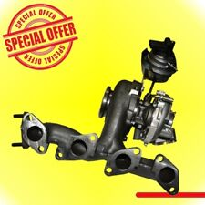 Turbo Charger BMN BMR BUY BUZ ; VW 2.0 170 hp ; 757042-1 03G253010A 03G253014K
