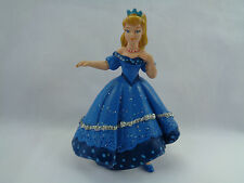 2003 CL Iso-Sel Heavy PVC Dancing Princess Blue Gown Figure or Cake Topper