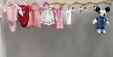 Baby Girls Bundle Of Clothes. Age 3-6 Months. Disney, George.  A2958