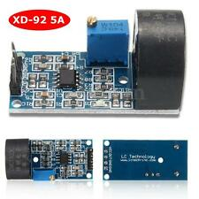 5A Range Monophase AC Miniature Current Transformer Sensor Module for Arduino
