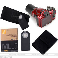 ML-L3 MLL3 Wireless Remote for Nikon D610 D5300 D5200 D3200 D90 D7100 J3 V2