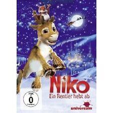 NIKO EIN RENTIER HEBT AB DVD KINDERFILM NEU