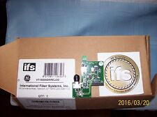 ISF VT1500WDM-PELCO, Fiber Video Transmitter, NIB
