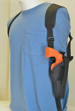 "Vertical Carry Shoulder Holster for 4"" Barrel 357 Revolvers"