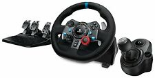 NEW Logitech G29 Driving Force Race Wheel (941-000110) PS4 PS3 PC + SHIFTER