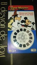 TYCO VIEW MASTER 3D MICKEY AND FRIENDS   NEW OLD STOCK!!