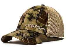 Cap Notch Men Classic Baseball Camo Hat Accessory Headwear Eyewear L XL Protect