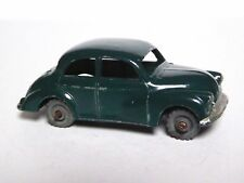 Matchbox Lesney No.46a Morris Minor 1000 (DARK BLUE-GREEN, GOOD CONDITION!)