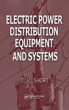 Electric Power Distribution Equipment and Systems, Short, Thomas Allen, Good Boo