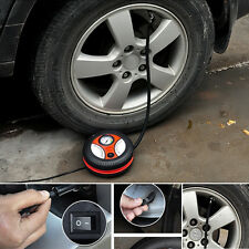 Electric 12V Automatic Air Compressor Pump Car Auto Tyre Pump Tire Inflator Tool