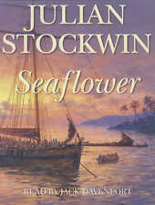 Seaflower by Julian Stockwin (DOUBLE Audio cassette, 2003) -FREE POSTAGE