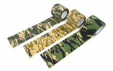 5CMx4.5M Outdoor Camo Waterproof Wrap Hunting Camping Camouflage Stealth Tape