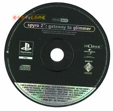 SPYRO 2 GATEWAY TO GLIMMER Ps1 Versione Promo Italiana Multilingua »» SOLO DISCO