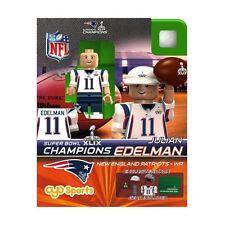 Julian Edelman OYO NFL 2015 Champions SUPER BOWL XLIX 49 New England Patriots