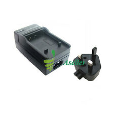 BP-718 BP-727 UK AC Battery Charger for Canon VIXIA HF M52 M50 M500 R32 R30 R300