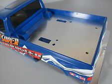 Aluminum Drop in Bed Liner Cover Plate for Tamiya RC 1/10 Super Clodbuster Truck