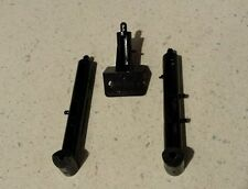 Vintage Tamiya Blackfoot Body Mounts New Front and Rear K4 J1 J6 1:10 scale