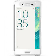 New Genuine Sony Xperia X Compact SCTF20 Touch Style Cover - White (1304-4700)