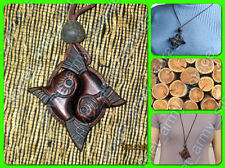 Ringing Cedars Siberian Cedar Pendant YinYang Fish Very strong talisman of love!