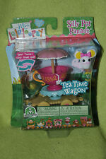 Lalaloopsy Mini Silly Pet Parade -Tea Time Wagon - new