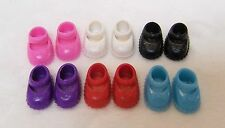 Doll Shoes - Fits Amelia Thimble & Friends (6pr)