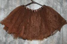 r- CLOTHES CHILDS DANCEWEAR FRILLY TUTU BRIGHT COLOR GENTLY USED VERY FULL NICE