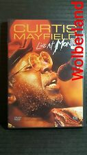 Curtis Mayfield - Live At Montreux [ DVD ] Multi Region, FREE Next Day Post