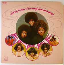 """12"""" LP - The Supremes - New Ways But Love Stays - B2987 - Gimmick-cover"""