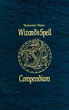 Wizard's Spell Compendium Vol. 2 by TSR Inc. Staff and Jon Pickens