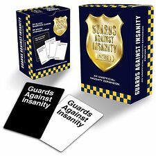 Guards Against Insanity: Edition 1 An Unofficial Naughty Expansion Pack for CAH