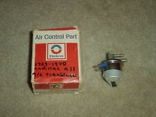 1969 1970 Cadillac DeVille Fleetwood NOS GM AC Air Conditioning Transducer