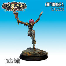 Dark Age Skarrd Chitin miniature 35mm new