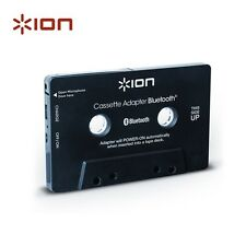 Cassette Adapter Bluetooth Music Receiver Old Tape Decks Streamer ION Audio New