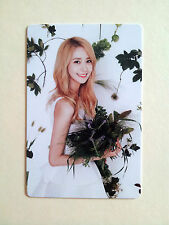 SNSD Girls' Generation 2016 GREETINGS CALENDAR [ OFFICIAL ] PhotoCard - YoonA