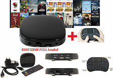 TVBOX Android Smart TV Box,INTERNET,WIFI youtube,google play,SD,KODI. Tastiera