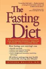 The Fasting Diet by Steven Bailey (2001, Paperback)