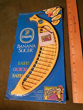 Vtg. *Chiquita* BANANA SLICER (NEW_NIP) Banana Bill (Ltd.) Kitchen_Culinary