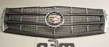 2008-2011 Cadillac CTS Wagon Coupe Front Upper Grille Assembly new OEM 25896043