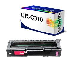 1 Magenta Toner Cartridge C310 for Ricoh Aficio SPC232SF SPC242DN SPC242SF