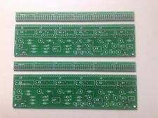 PCB ONLY for 120 LED stereo VU METER SGVU-L +5V