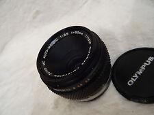 50mm f3.5 OLYMPUS OM  MACRO lens for OLYMPUS OM1 OM2 OM3ti OM4ti OM10