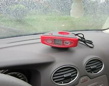 (NEW) 12V DC CAR AUTO PORTABLE SPACE HEATER FAN DEFROSTER (USA SELLER) SALE !!!!