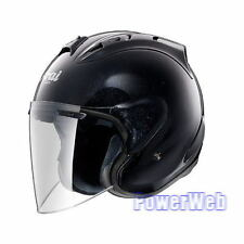 NEW IN BOX ARAI SZ-RAM4 GLASS BLACK 61-62cm XL HELMET MADE IN JAPAN