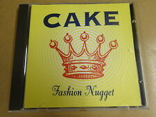 CD / CAKE - FASHION NUGGET