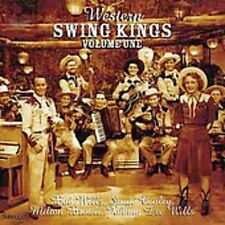 Vol. 1-Western Swing Kings - Western Swing Kings (2012, CD NEU)