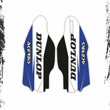 Yamaha Lower Fork Guard Decals Stickers YZ250F  YZ450F 2014